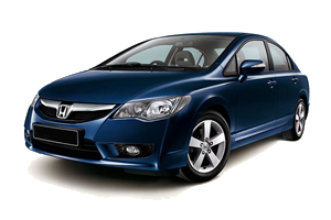 Honda Civic 4D 2013